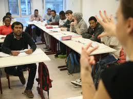 Seeking German Learn German Or Lose Benefits Berlin Tells Migrants In New
