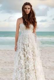 wedding dress casual casual wedding dresses glammed up