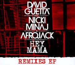 David Guetta Bad David Guetta Feat Nicki Minaj U0026 Afrojack Hey Mama Dutchcharts Nl
