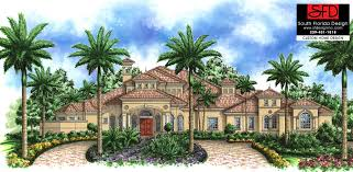Luxury Mediterranean House Plans South Florida Designs Mediterranean Luxury House Plan South