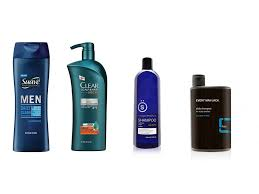 healthy hair care for men in their 30s with long hair