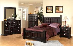 bedroom medium black wood bedroom furniture porcelain tile