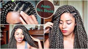 crochet jumbo box braids in 2 hours review u0026 demo youtube