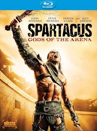Spartacus: Gods of the Arena [BD25]