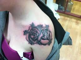 sunflower tattoos on back shoulder all dove tattoo designs ideas