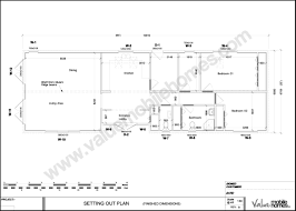 Scaled Floor Plan Floorplans Value Mobile Homes