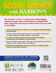 toefl writing sample essays buy barron s toefl ibt with cd rom book online at low prices in buy barron s toefl ibt with cd rom book online at low prices in india barron s toefl ibt with cd rom reviews ratings amazon in
