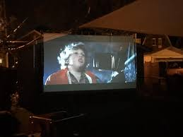 100 backyard theater screen latest posts of mr bliss