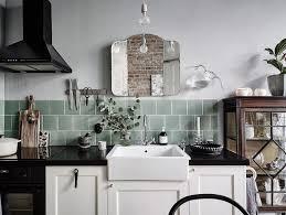 evier retro cuisine décorer sa cuisine top articles 2017 côté maison kitchens