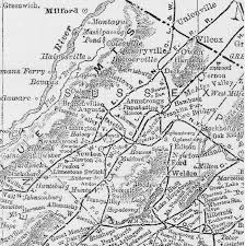 Armstrong Map Armstrong Ledgers Shed Light On The Past New Jersey Herald