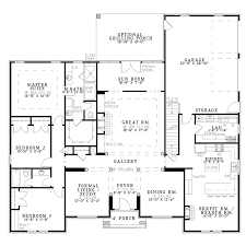 traditional house floor plans edison manor traditional home plan 055d 0029 house plans and more