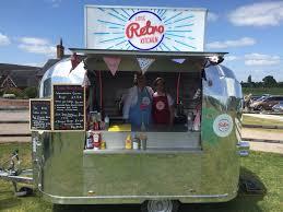 little retro kitchen hand built in the uk by rocket caravans
