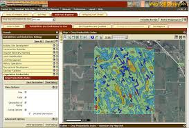 Plat Map Definition Crop Productivity Index Ratings In Minnesota