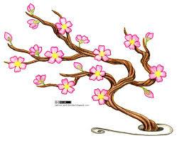 tattoos and doodles cherry blossom