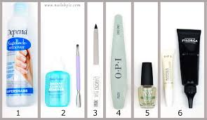 nail care routine for strong and long nails nailsbyic