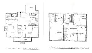 Colonial Home Plans And Floor Plans Cedar Crest Colonial Home Plans