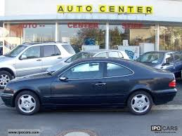 2000 mercedes coupe 2000 mercedes clk 200 elegance coupe car photo and specs