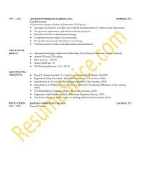 sample resume templates resumespice