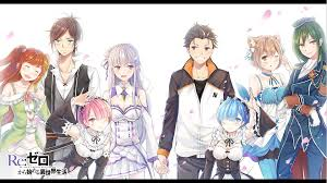 Re Zero Starting Life In Another World Full Hd Wallpaper And
