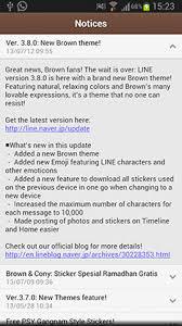 theme line jalan tikus cara download theme line brown jalantikus com