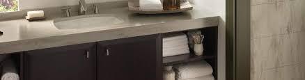 Solid Surface Bathroom Countertops by Bathroom Countertops Dupont Corian