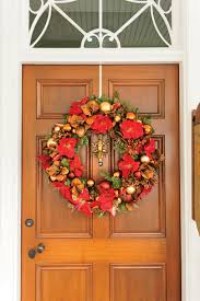 Holiday Wreath Ideas Pictures Festive Christmas Wreath Ideas Southern Living