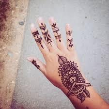 henna easy designs tribal best designs