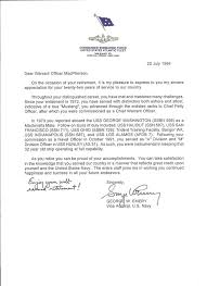 Letter Of Commendation Professional Ability Theleansubmariner