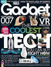imagine announces launch of new technology magazine gadget