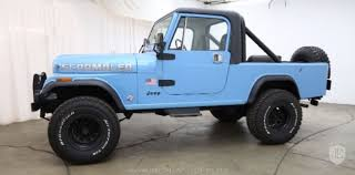 jeep scrambler blue 1985 jeep cj in los angeles united states for sale on jamesedition