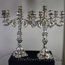 candelieri in argento candelieri argento 100 images coppia di antichi candelieri