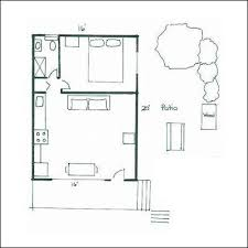 1 bedroom cabin plans one room cabin plans floor plan of 1 bedroom cottage at maple