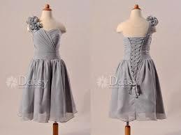 silver grey flower dresses u2013 2017 2018 fashion trend