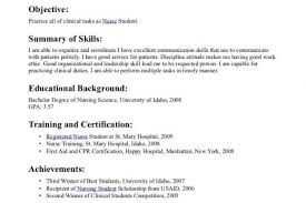 Student Nurse Resume Examples by 12 Student Nurse Resume Sample Nursing Student Resume Student
