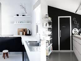 decoration cuisine noir et blanc 1842 best escalier décoration noir et blanc images on