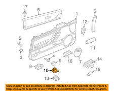2000 Vw Beetle Interior Door Handle Interior Door Panels U0026 Parts For Volkswagen Beetle Ebay