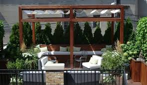 pergola with retractable shade schwep