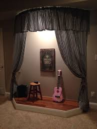 Black Stage Curtains For Sale Best 25 Stage Curtains Ideas On Pinterest Room Divider Curtain