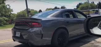 charger hellcat coupe is this the 2018 dodge charger hellcat widebody prototype has fat