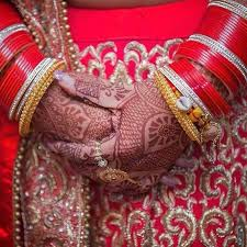 indian wedding chura indian bridal chura wedding image gallery