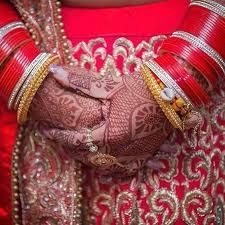 indian wedding chura indian bridal chura wedding image gallery