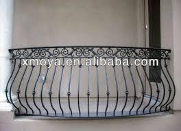 curved wrought iron balcony railing designs buy balcony railing