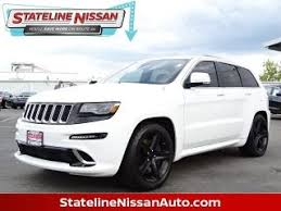 jeep grand srt 2015 used 2015 jeep grand srt base suv in chicago il edmunds