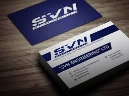 design of company business cards landisher