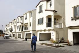 Homes With In Law Apartments by L A Keeps Building Near Freeways Even Though Living There Makes