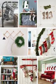 15 clever ways to hang your christmas stockings curbly