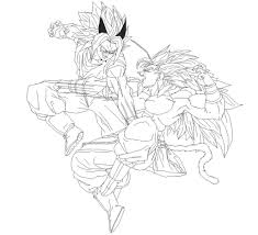 ssj 5 goku vs xicor b w by ruga rell on deviantart