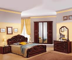 Solid Wood Bedroom Furniture Bedroom Furniture Bed Luxury Furniture Exclusive Bedroom