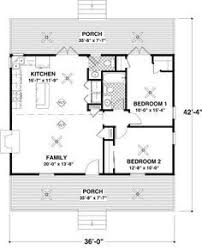 Drawing Floor Plan I Like This Floor Plan 700 Sq Ft 2 Bedroom Floor Plan Build Or