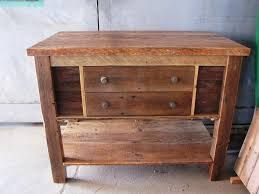 reclaimed kitchen island rustic country reclaimed wood kitchen island designs ideas